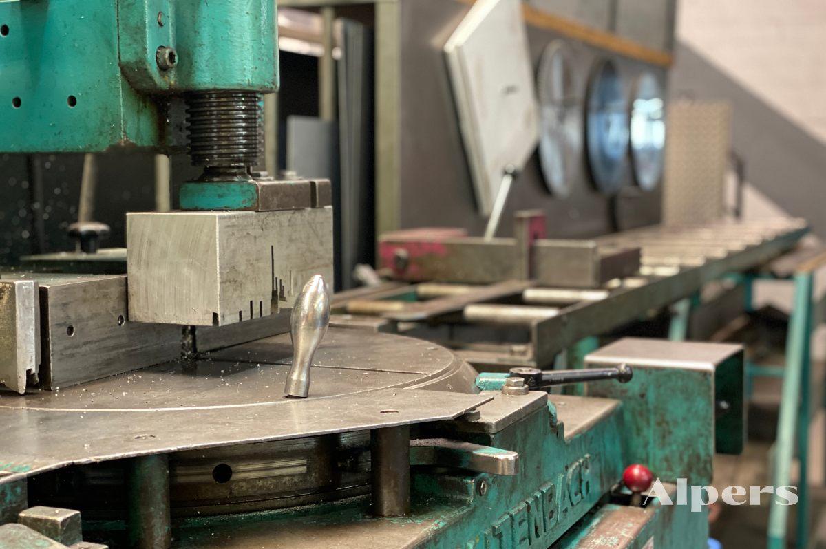 Alpers Metallbau Werkstatt